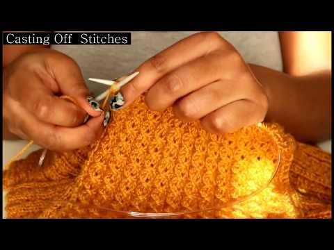 To Knit Mock Cable Eyelet Stitch Youtube