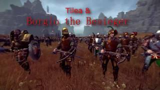 Total War Warhammer: Legendary Tilea & Borgio the Besieger Mods