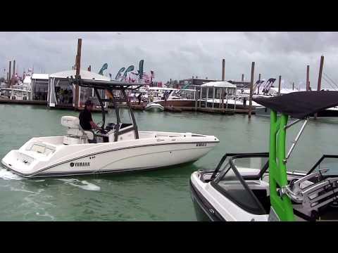 Miami Boat show 2 19 2018