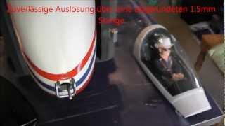 Schleppkupplung Seagull Pilatus B4