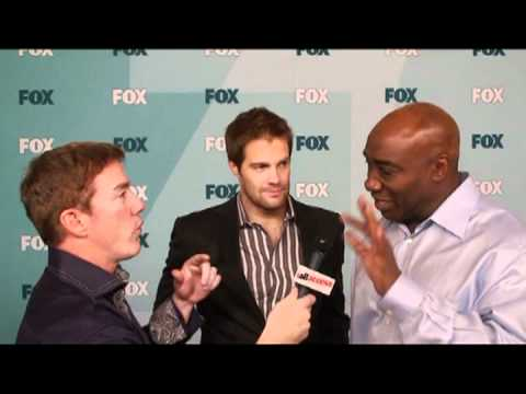 The Finder's Geoff Stults & Michael Clarke Duncan on Basketball and Cats