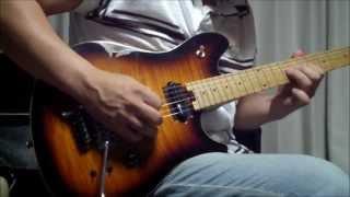 Me Wise Magic - Van Halen (cover)