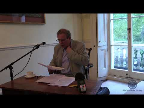 How not to get confused in talking and thinking around anatta/anatman, Peter Harvey, 3rd May 2017