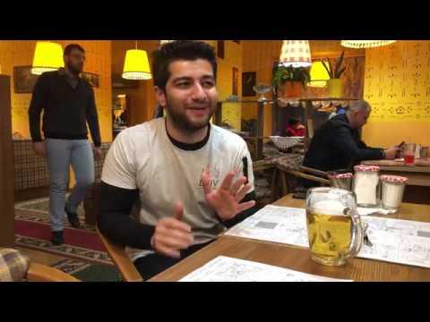 Kiev Restoranlar | Part 1: Katyusha | Ukrayna/Kiev 🇺🇦