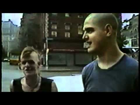 Early NYHC from the Greetings from New York Video Postcard