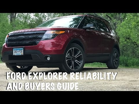Ford Explorer Reliability and Buyers Guide - is ecoboost worth it?