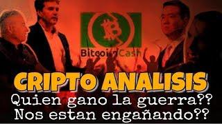 😱Quien ganó la guerra de BitcoinCash?|Nos estan engañando?|1 año de InveMania🎂!! thumbnail