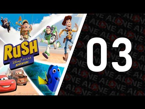 Rush Приключения от Disney • PIXAR - В поисках Дори | XBOX ONE