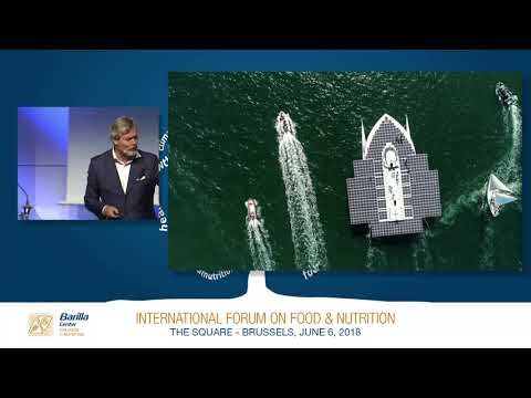Gunter Pauli - International Forum on Food and Nutrition, Brussels June 6, 2018