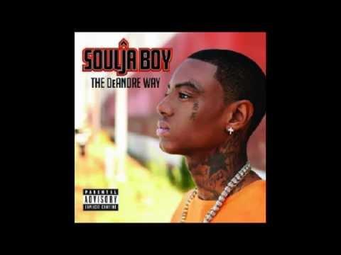 Soulja boy - THE DeANDRE WAY (FULL ALBUM