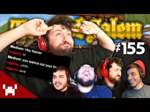 THE PERSUASIVE MEDIUM | Town of Salem QUAD CAM w/ Ze, Chilled, GaLm, & Smarty #155