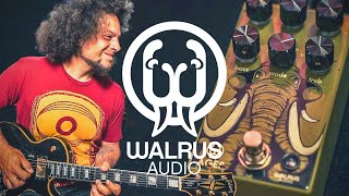 These Tones Are MAMMOTH   Walrus Audio Ages Five-State Overdrive