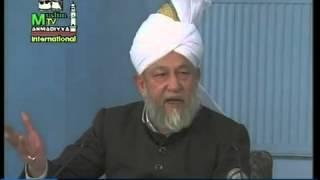 Dars-ul-Quran 19 Février 1995 - Sourate Al-Imran verset 190