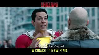 Shazam! - spot Age 30s PL