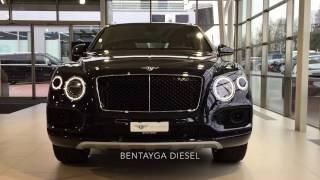 BENTLEY Bentayga 4.0 V8 DIESEL 4x4