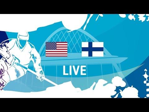 USA - Finland | Full Game | #IIHFWorlds 2017