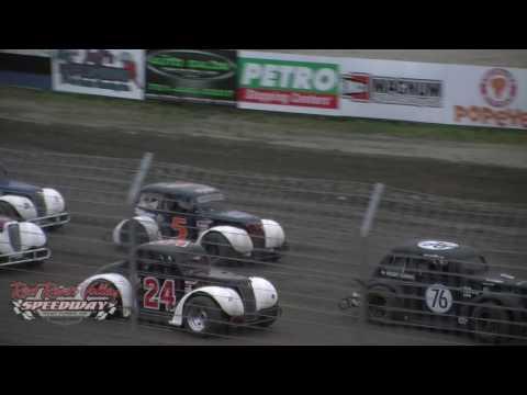 INEX Legend Car Crash - 05/20/16 (Red River Valley Speedway)