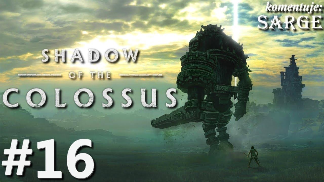 Zagrajmy w Shadow of the Colossus [PS4 Pro] odc. 16 – KONIEC GRY
