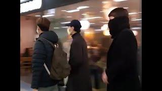 [30.11.2016] Jo In Sung, Kim Woo Bin & Im Ju Hwan Flew To Japan To Attend EXO's Concert