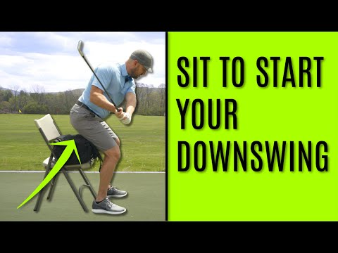 GOLF: How To Transition In The Golf Swing