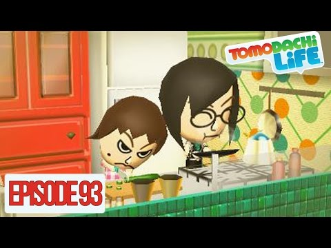 A Tomodachi Life #93: Dankwheed grows up!