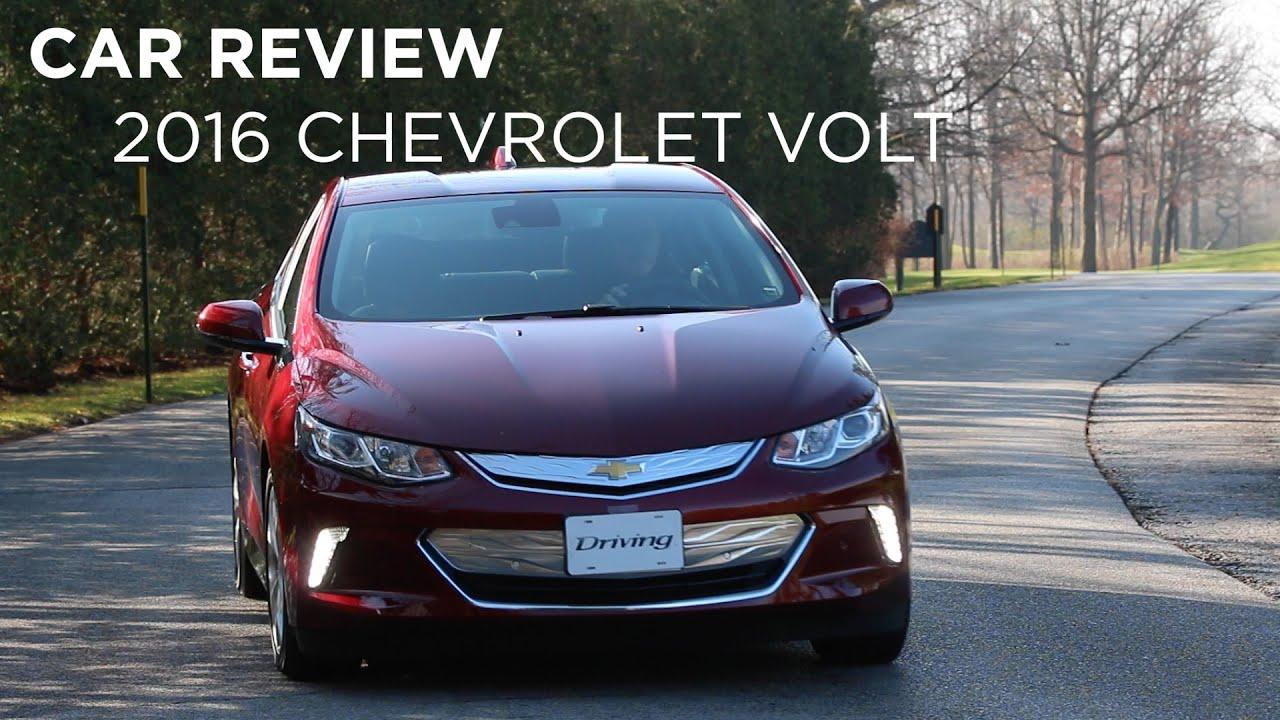 Download Car Review | 2016 Chevrolet Volt | Driving.ca