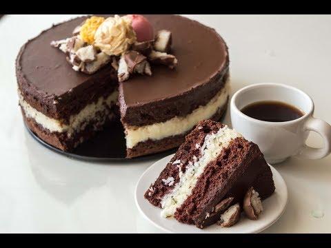 Bounty Cake (Coconut Cake) Recipe