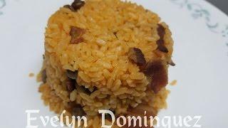 Rice with pigeon Peas  (Arroz con gandules) Medium Rice
