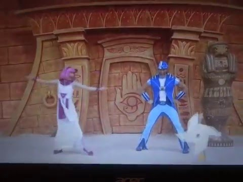Lazy Town - Bing Bang (Mystery Of The Pyramid)