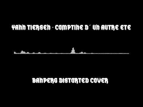 YANN TIERSEN - COMPTINE D´ UN AUTRE ÉTÉ DISTORTED COVER