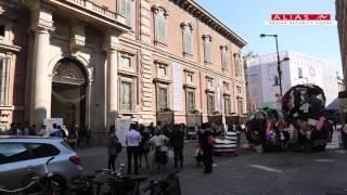ALIAS - FUORISALONE 017'- INTERVISTA di GIORGIO TARTARO a DARIO VACCARI