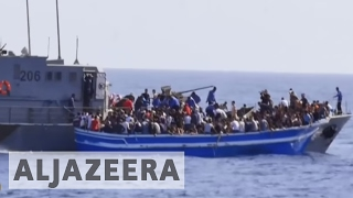 Italian gang accused of stealing millions meant for refugees