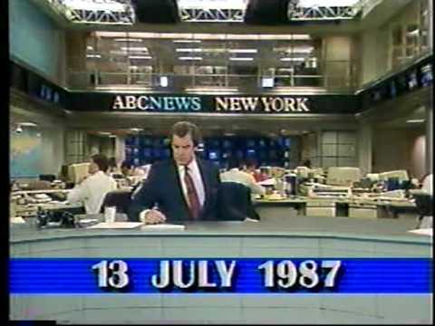 ABC World News Tonight July 13, 1987 Part 1