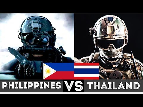Who is more Advance? Police Force Comparison Philippine vs Thailand