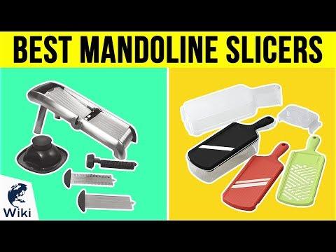 10 Best Mandoline Slicers 2019