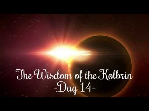 The Wisdom of the Kolbrin--Day 14--The Mean Man