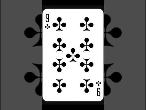 Значение карт игральных девять и десять треф