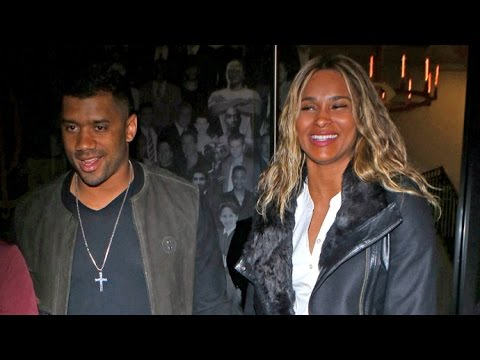 Pregnant Ciara Flashes A Big Grin When Asked How She's Feeling After Scary Car Crash
