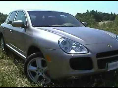 Porsche Cayenne Video Review  - Ted Laturnus