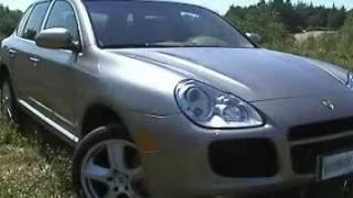 Porsche Cayenne Video Review  - Ted Laturnus