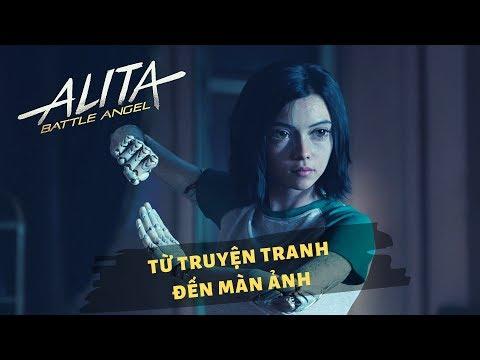 Alita - Thiên thần chiến binh từ truyện tranh đến màn ảnh rộng | Một vòng xinê | VIEW