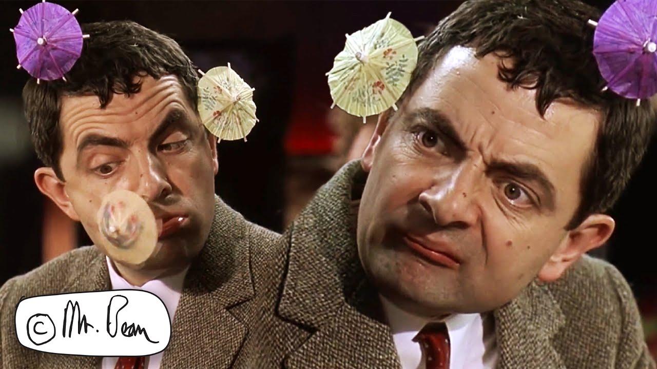 Fun Night With BEAN! | Mr Bean: The Movie | Mr Bean Official