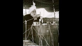 Address on the Second Day, Jalsa Salana 12 January 1968, (Hazrat Khalifatul Masih III)