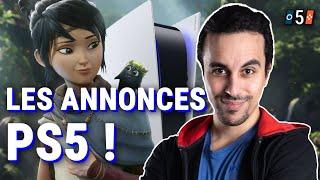 DES ANNONCES EN PAGAILLE ! - 5 Choses à Savoir sur le State of Play de PlayStation