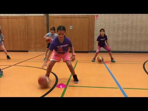 Ballhandling Workout For Young Kids - Get Them Ready !