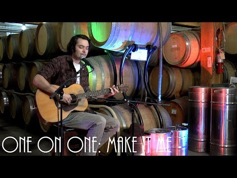 Cellar Sessions: Max Gomez - Make It Me August 8th, 2017 City Winery New York