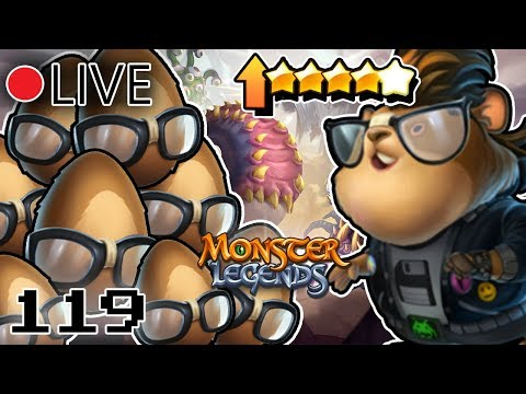 ME GASTO +1000 GEMAS Y NO CREERAS LO QUE PASO...😱 - Monster Legends  #119