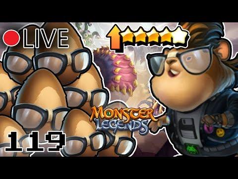 Download Youtube: ME GASTO +1000 GEMAS Y NO CREERAS LO QUE PASO...😱 - Monster Legends  #119