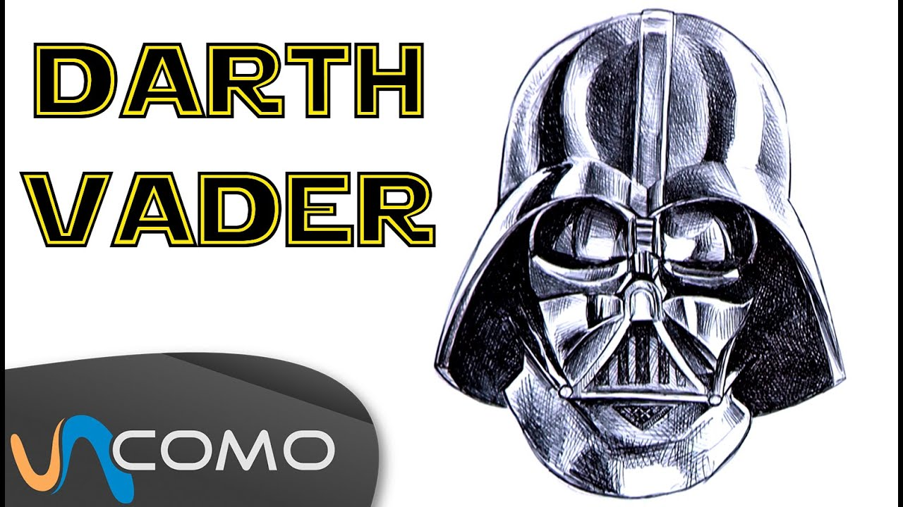 Dibujar A Darth Vader Youtube