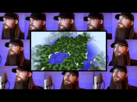 Minecraft - Sweden (Calm 3) Acapella